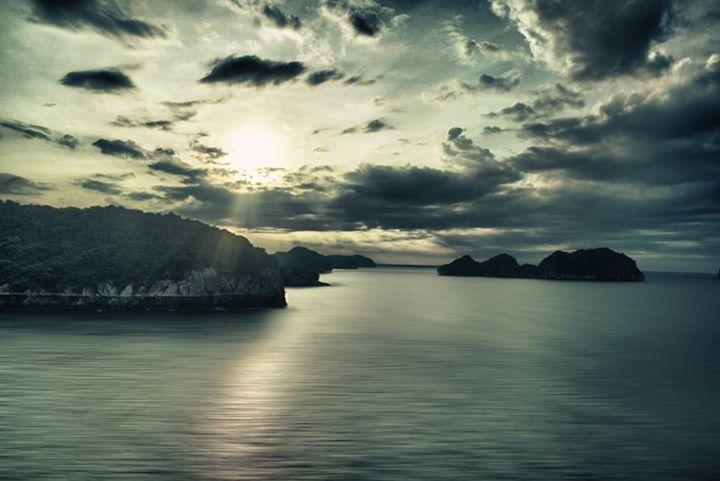 Cát Bà, Hải Phòng - Phơi sáng đêm cho người mới