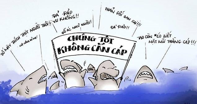 Cá Mập Cắn Cáp - Selfie bây giờ còn nguy hiểm hơn cả Cá Mập! - 50mm Vietnam