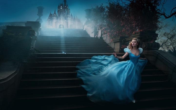 Bộ ảnh live action các nhân vật của Disney | 50mm Vietnam