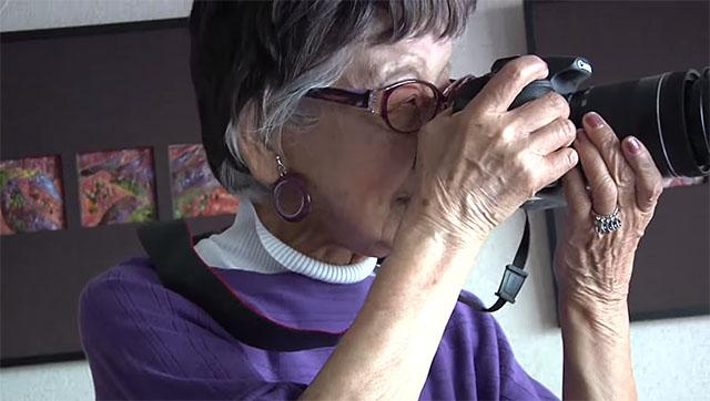 Nữ nhiếp ảnh gia 101 tuổi vẫn cầm máy! - 50mm Vietnam