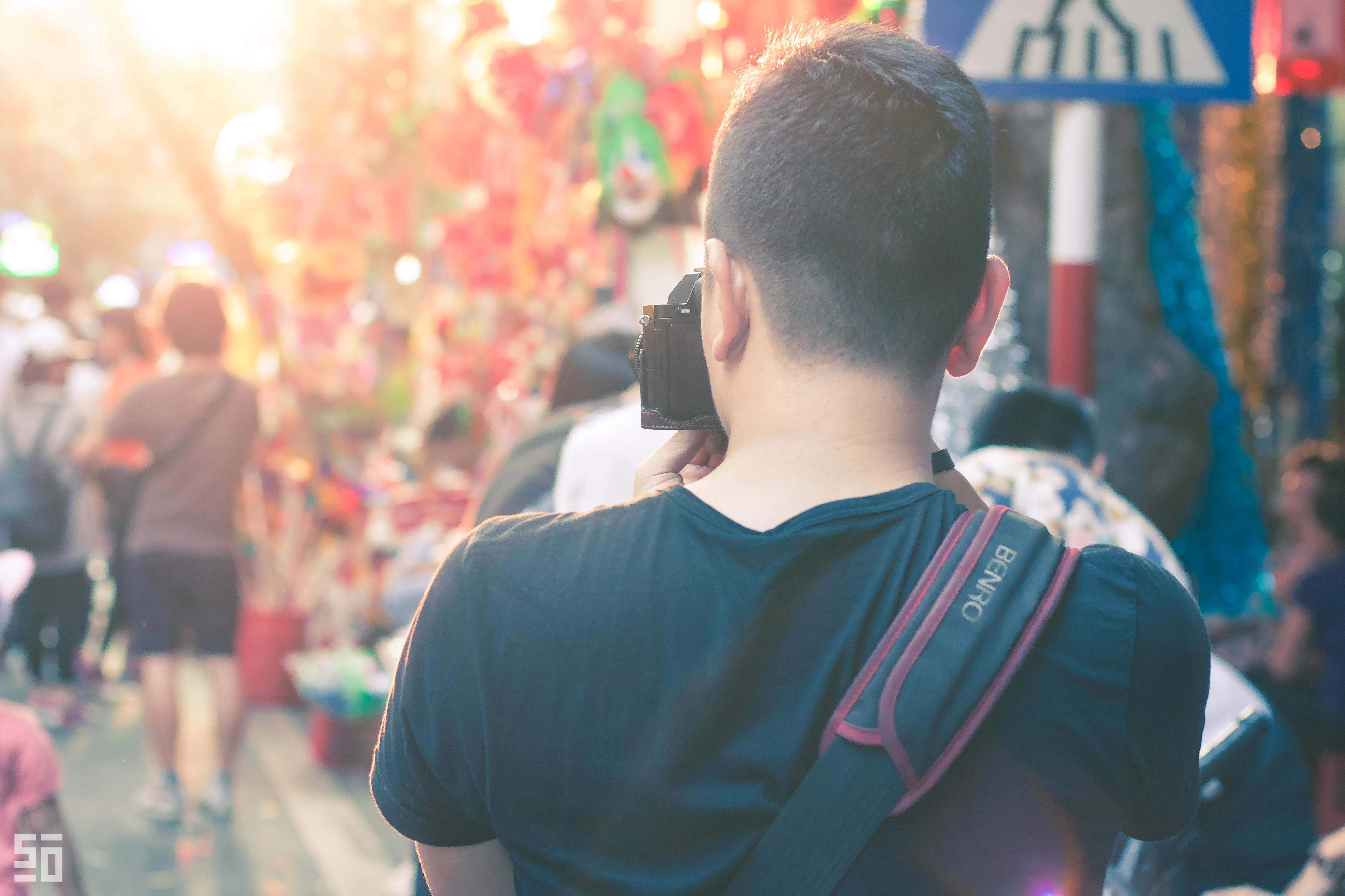 Bố cục cơ bản trong nhiếp ảnh - Quy tắc một phần ba (1/3)