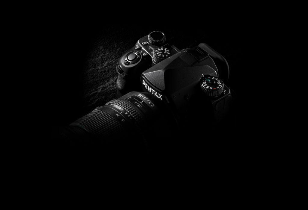 Máy ảnh DSLR full-frame của Pentax có tên K-1? | 50mm Vietnam