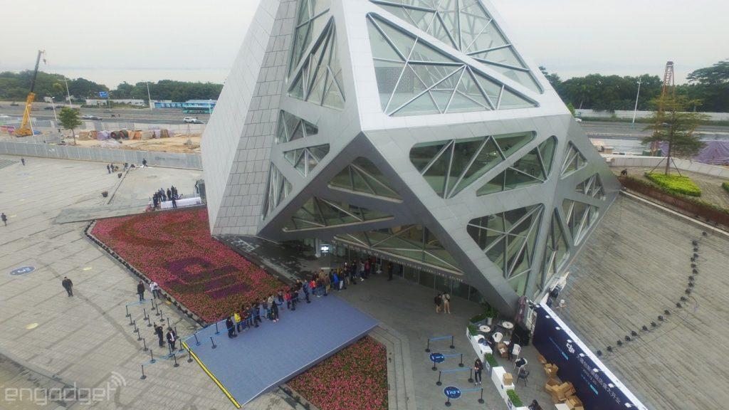 DJI khai trương trung tâm bán lẻ cao cấp đầu tiên | 50mm Vietnam