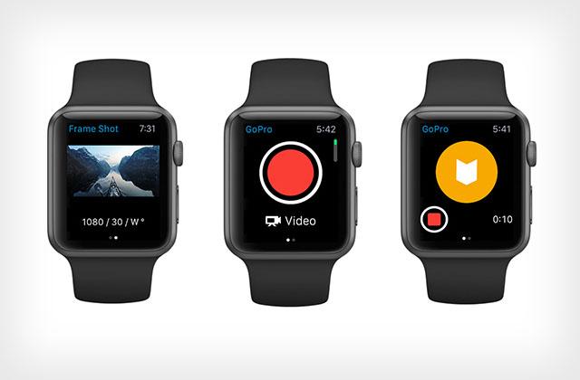 GoPro chính thức có app cho Apple Watch | 50mm Vietnam