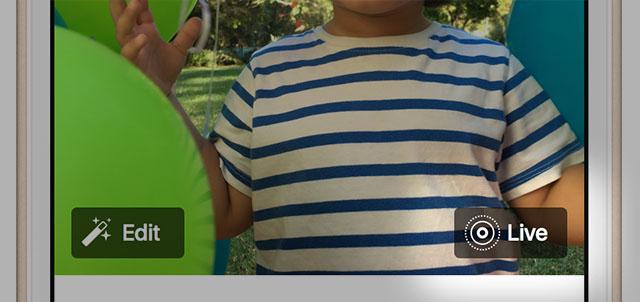Facebook trên iOS hỗ trợ Live Photo của Apple | 50mm Vietnam