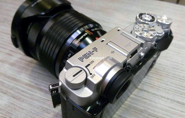 Olympus Pen-F lộ tung tích: Phong cách hoài cổ??? | 50mm Vietnam