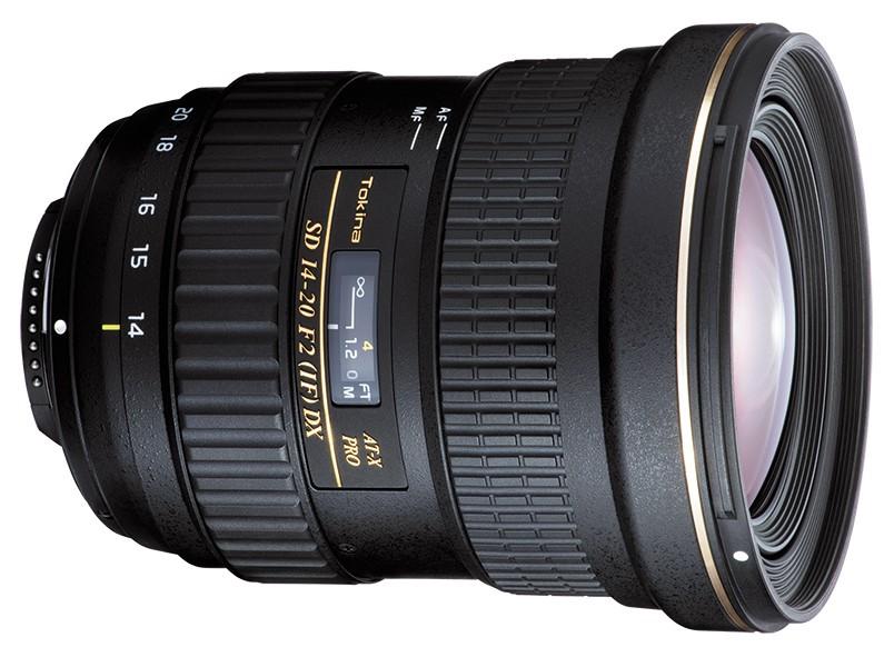 Tokina AT-X 14-20mm f/2 PRO DX - Góc siêu rộng cho cảm biến crop! | 50mm Vietnam