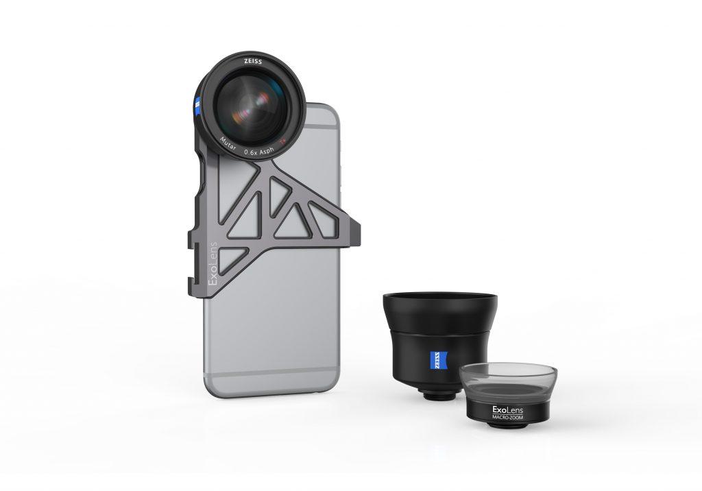 Zeiss sản xuất ống kính dành cho smartphone! | 50mm Vietnam