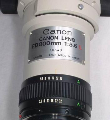 Tại sao một số ống kính Canon lại có màu trắng? | 50mm Vietnam
