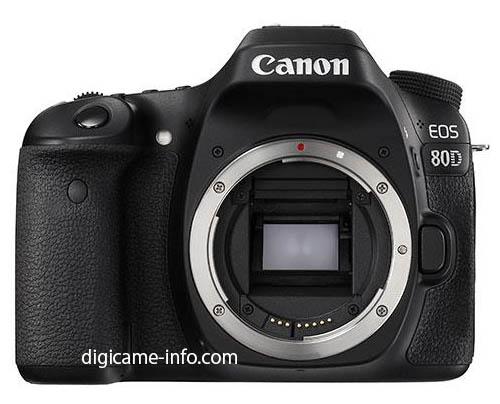 Canon EOS 80D cùng ống kính kit mới lộ diện! ? 50mm Vietnam