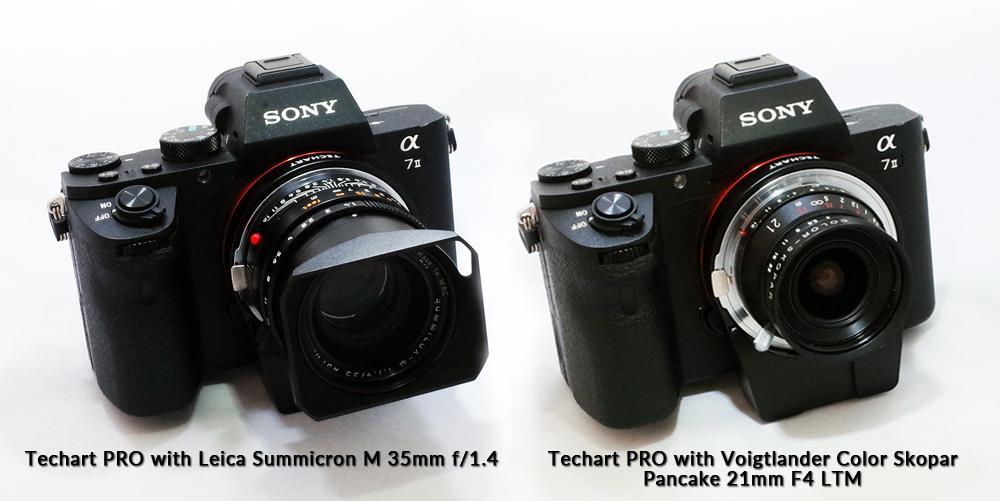 Ngàm TECHART PRO Autofocus cho Sony: Hổ mọc thêm cánh! | 50mm Vietnam