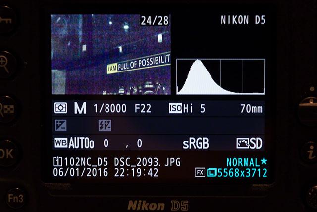 Vén màn bí mật chất lượng ảnh của Nikon D5 tại ISO 3,280,000 | 50mm Vietnam