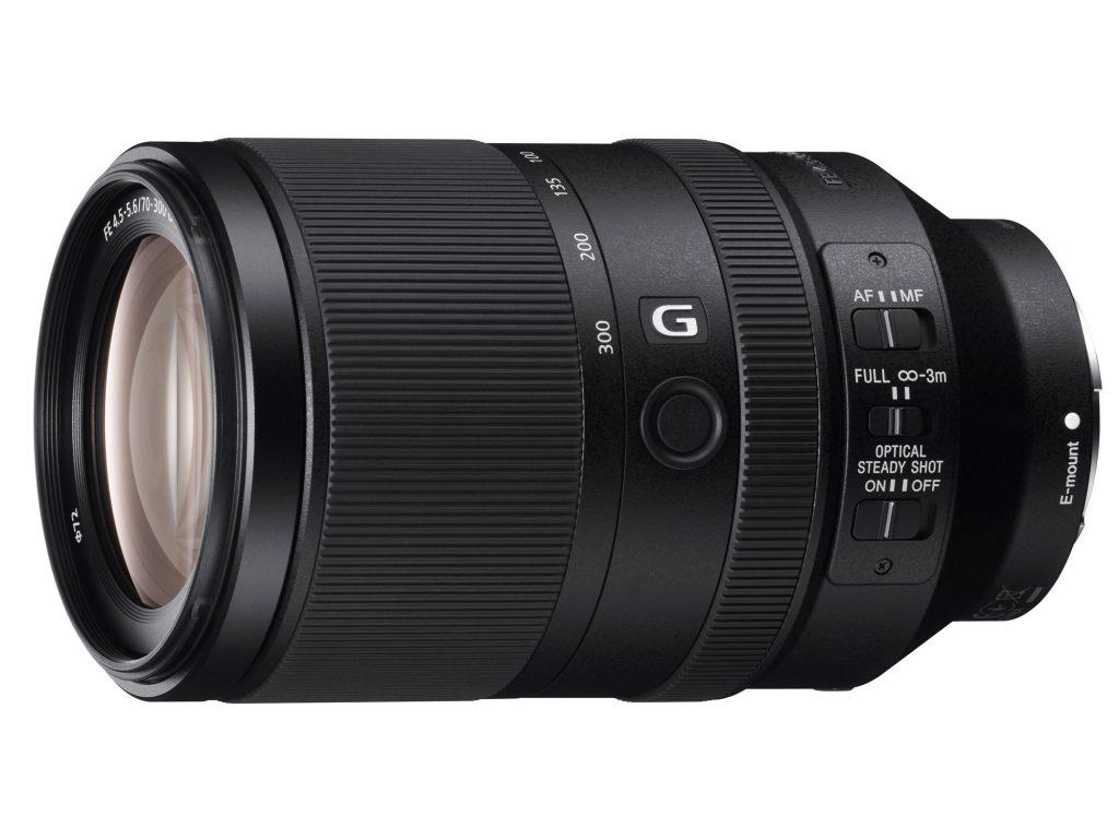 Sony ra mắt hai ống kính mới cho cảm biến full-frame | 50mm Vietnam