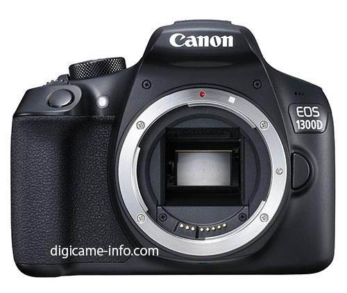 Lộ cấu hình Canon EOS 1300D - Đủ sức hấp dẫn?