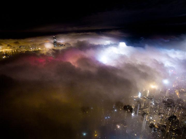 Một Hong Kong bí ẩn trong màn sương | 50mm Vietnam