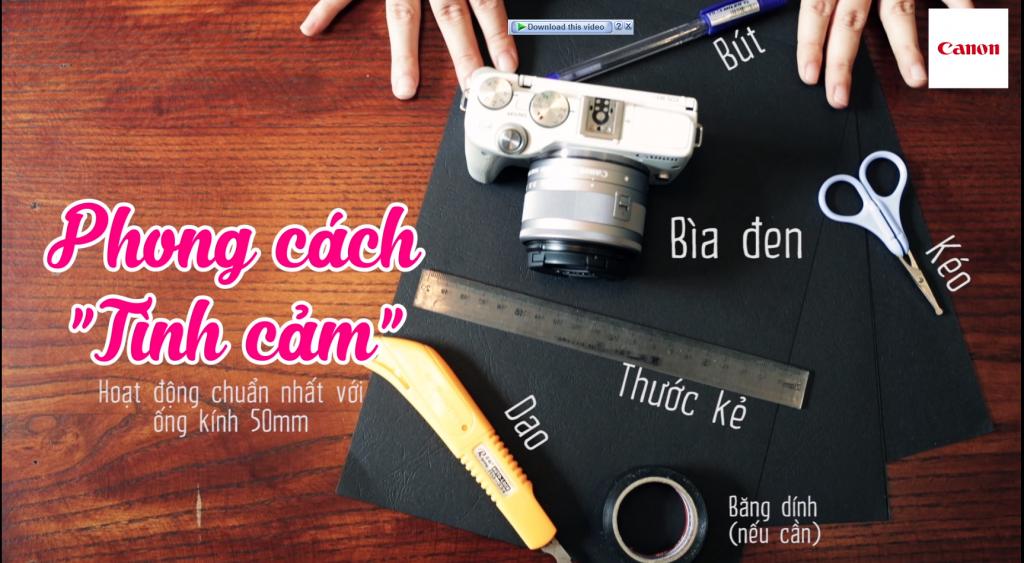 Năm mẹo vặt giúp bạn chụp ảnh nghệ thuật hơn! | 50mm Vietnam