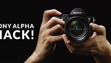 Người dùng Sony vui mừng chào đón bản hack firmware | 50mm