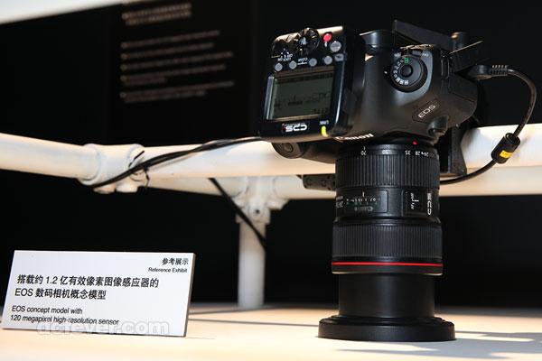 Google gọi, Canon đáp lời bằng chiếc máy ảnh 120 Megapixel | 50mm Vietnam