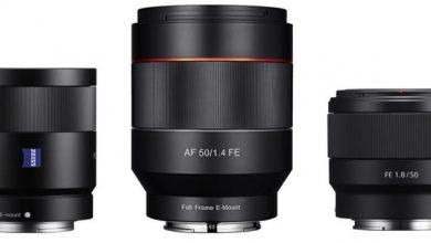 Samyang ra mắt ống kính lấy nét tự động   50mm Vietnam