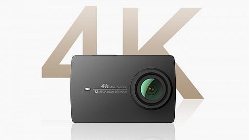 Xiaomi Yi Action Cam 2 - Bản sao giá rẻ GoPro4 | 50mm Vietnam