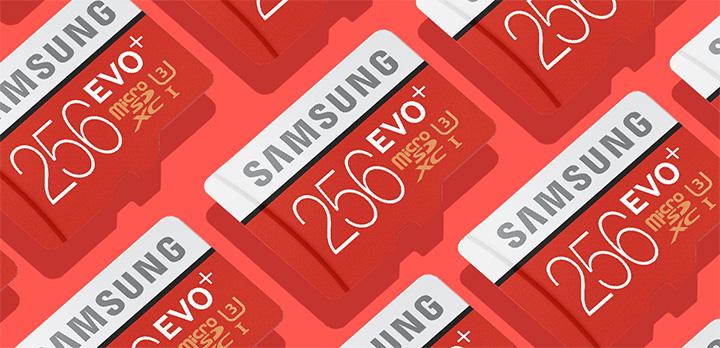 Samsung ra mắt thẻ microSD dung lượng lớn nhất thế giới | 50mm Vietnam