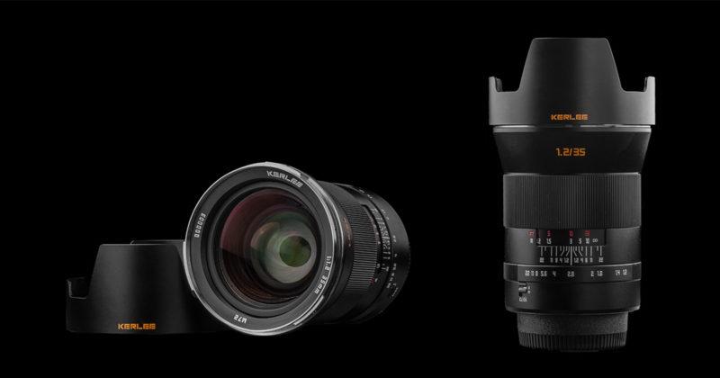Kerlee 35mm f1.2 - Góc rộng, khẩu to! | 50mm Vietnam