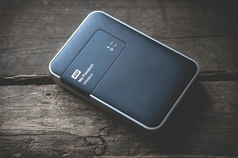 Western Digital Wireless Passport
