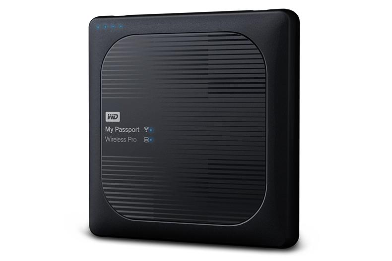 Western Digital Wireless Pro