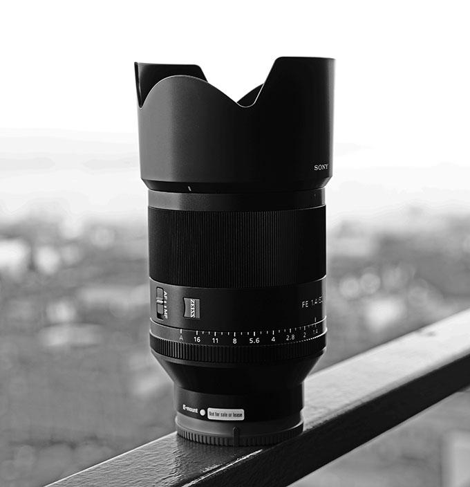 Sony Planar T* FE 50mm F1.4 ZA - Cái bắt tay mới nhất! | 50mm Vietnam