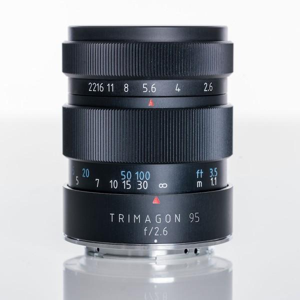 Trimagon 95mmf2.6 - Đơn giản nhưng chất! | 50mm Vietnam