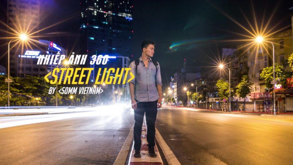 [Video Series] Chụp ảnh phơi sáng đêm | 50mm Vietnam