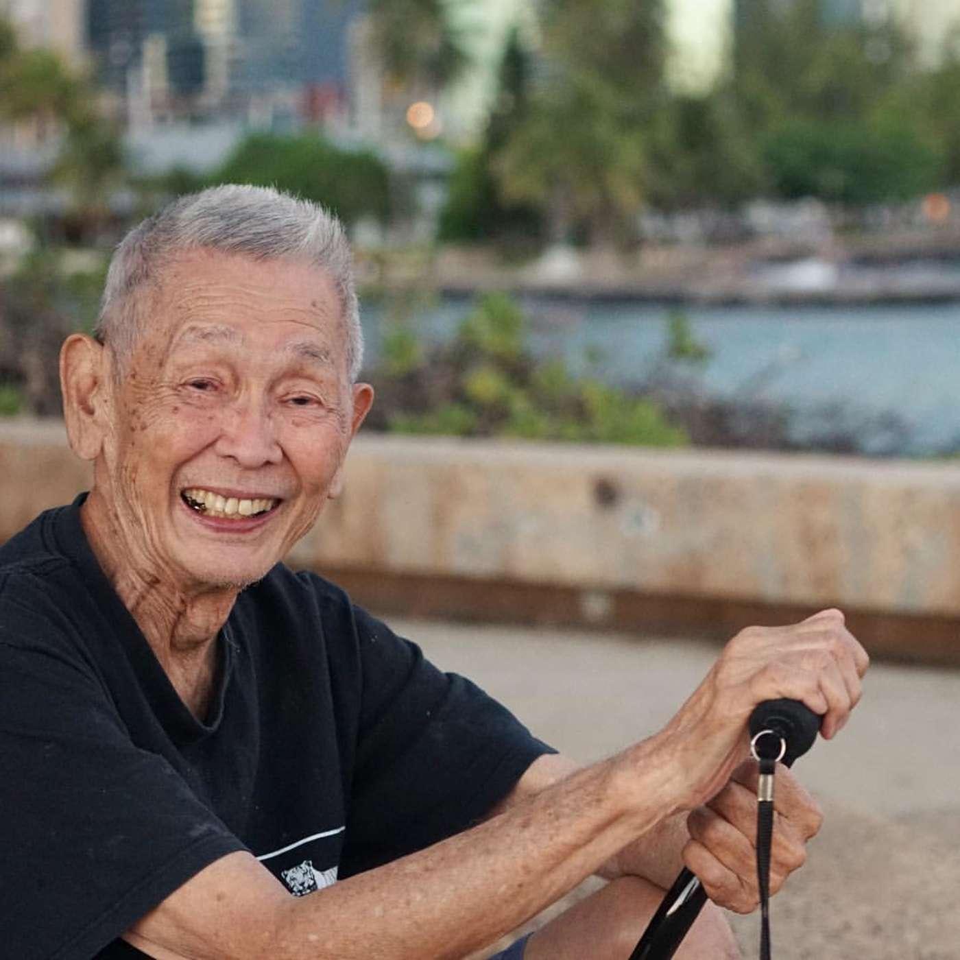 Người chú Alzeimer - Bộ ảnh tư liệu rất đời | 50mm Vietnam