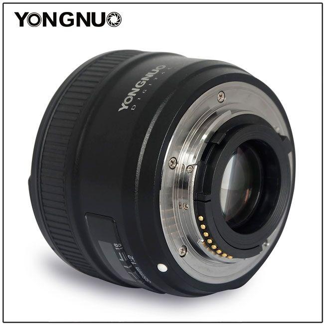 YN 35mm f/2 - Liên khúc giá rẻ của Yongnuo   50mm Vietnam Official Site