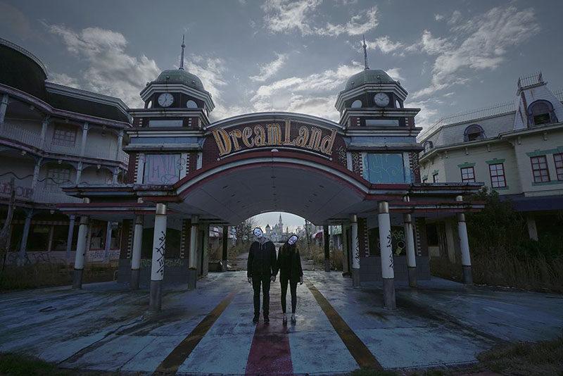 Cùng lang thang vào công viên bỏ hoang | 50mm Vietnam