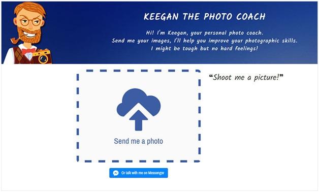 Trí tuệ nhân tạo Keegan