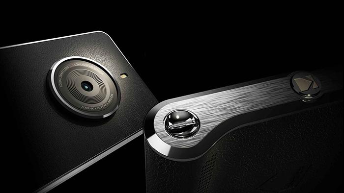 Kodak Ektra - Hi vọng khuynh đảo thị trường camera phone   50mm Vietnam