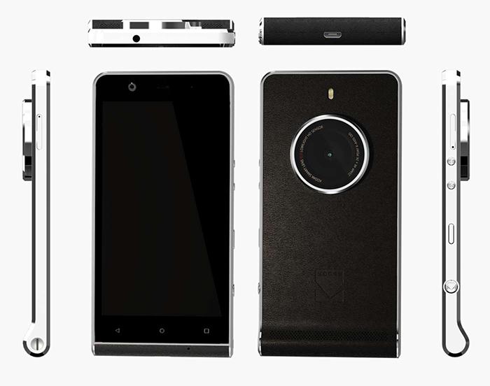 Kodak Ektra - Hi vọng khuynh đảo thị trường camera phone | 50mm Vietnam