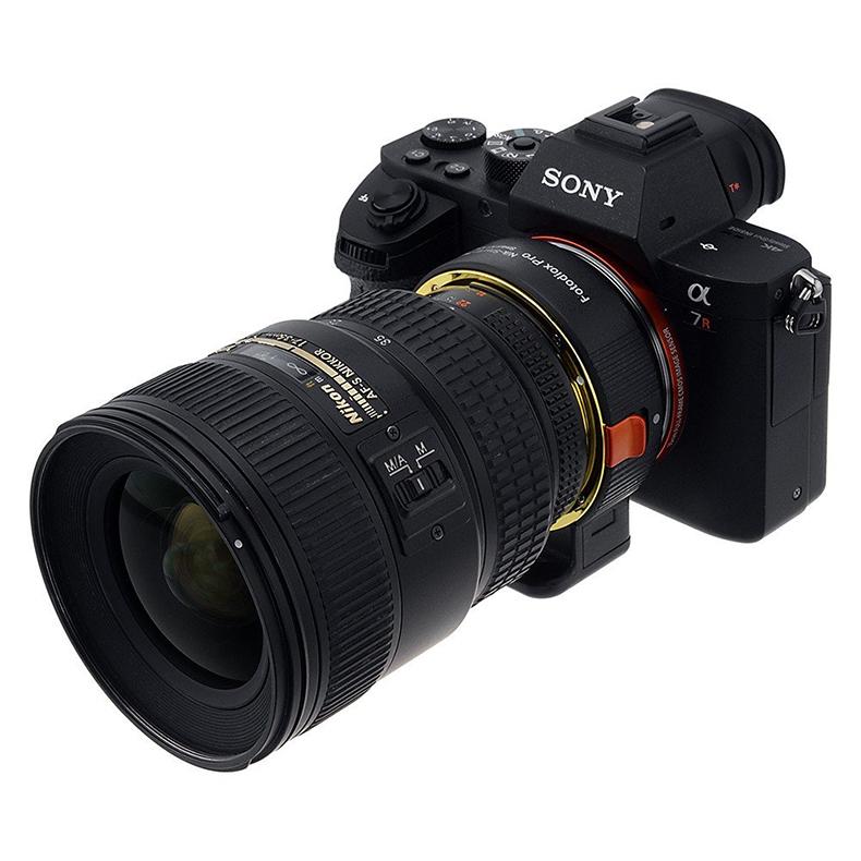 Fotodiox ra mắt ngàm chuyển thông minh cho Nikon - Sony   50mm Vietnam