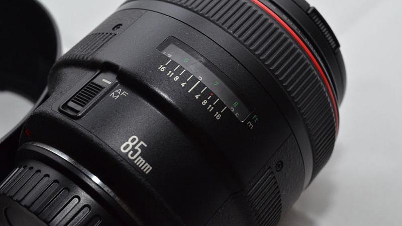 Canon EF 85mm F/1.4L IS USM: Sigma gọi, Canon đáp lời! | 50mm Vietnam