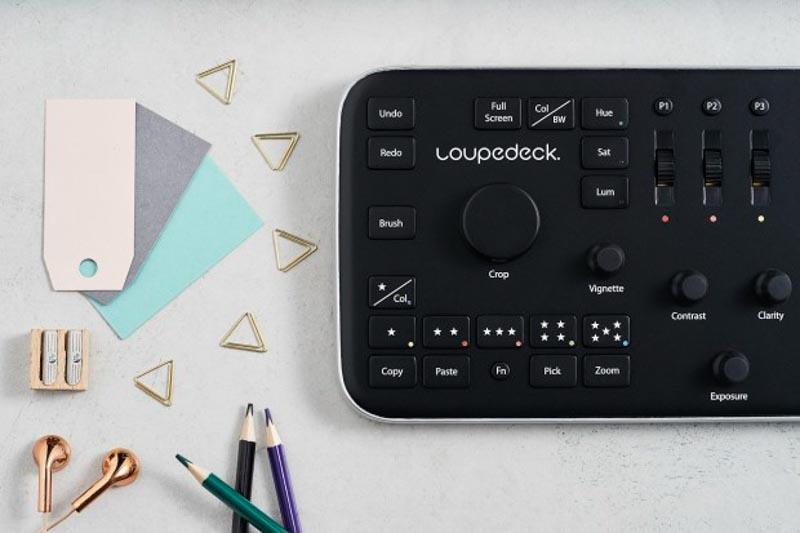 Loupedeck: Chỉnh ảnh theo phong cách một DJ | 50mm Vietnam