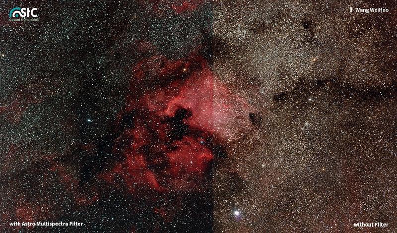 Kính lọc chống ô nhiễm ánh sáng cho nhiếp ảnh thiên văn   50mm Vietnam