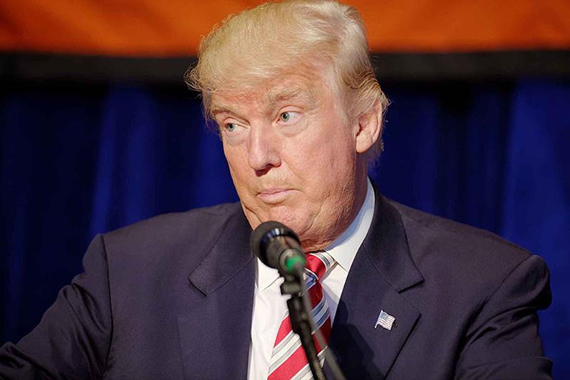 Donald Trump - Vị tổng thống vô duyên với nhiếp ảnh gia | 50mm Vietnam Official