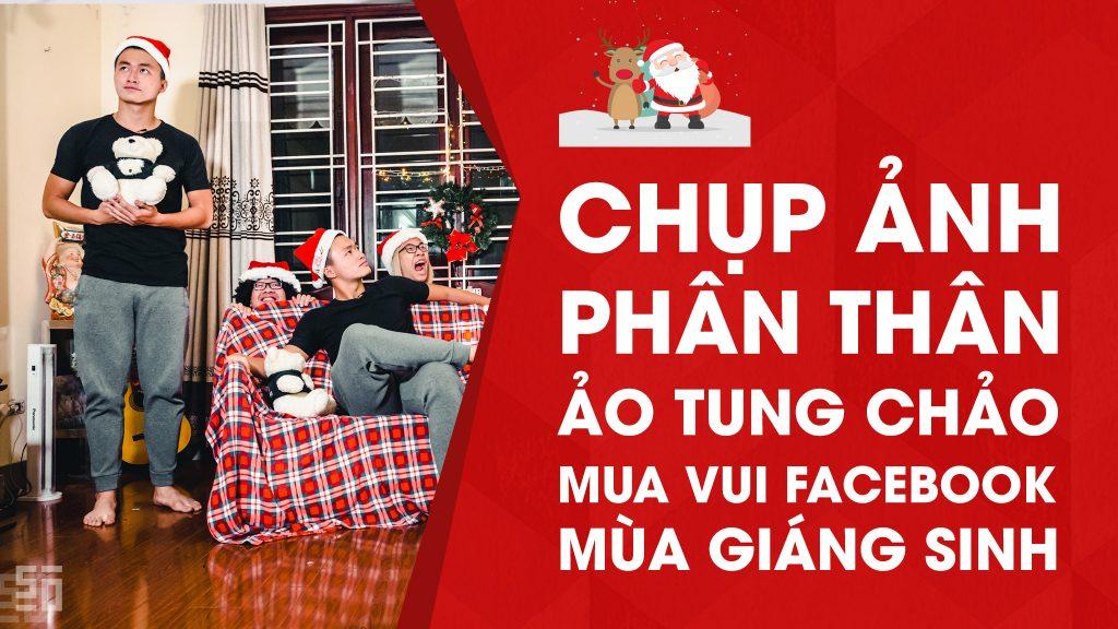 [Video] Chụp ảnh phân thân độc đáo mùa giáng sinh | 50mm Vietnam