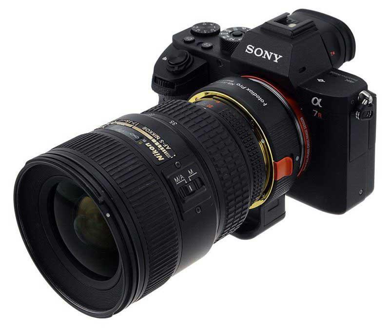Ngàm chuyển Fotodiox có thể giết chết máy ảnh của bạn! | 50mm Vietnam