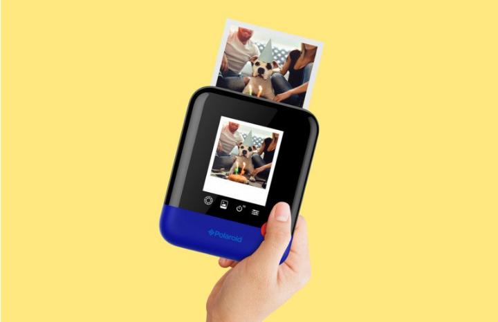Polaroid Pop - Chiếc máy ảnh mì ăn liền siêu đẹp | 50mm Vietnam Official Site
