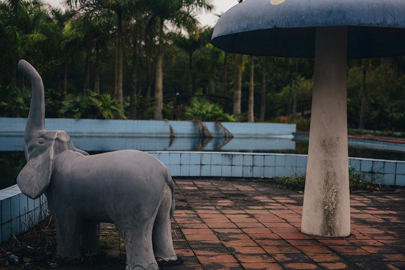 Công viên Thủy Tiên - Một thoáng ma mị trong lòng xứ Huế mộng mơ | 50mm Vietnam