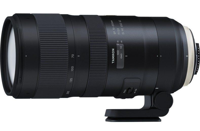 Tamron SP 70-200mm f/2.8 Di VC USD G2 (Model A025)