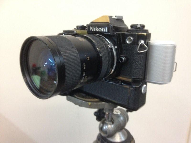 Chiếc lưng số đặc biệt cho máy phim Nikon!   50mm Vietnam