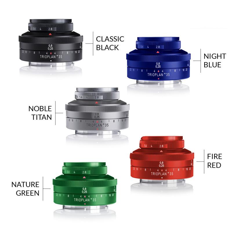 Meyer-Optik 35mm f/2.8 - Hoàn thiện bộ ba bong bóng xà phòng | 50mm Vietnam