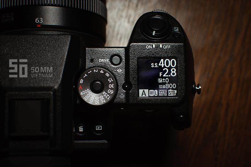 Fujifilm GFX 50S không phải là chiếc máy ảnh dành cho mọi người | 50mm Vietnam Official Site